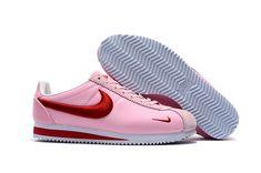 timeless design b9f0a f6455 nike classic cortez velvet nike classic cortez ultra rose et rouge femme
