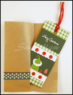 Bookmark - Christmas