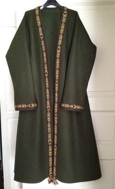 Female viking kaftan - Reminder to find a pattern for a male viking kaftan for Pennsic