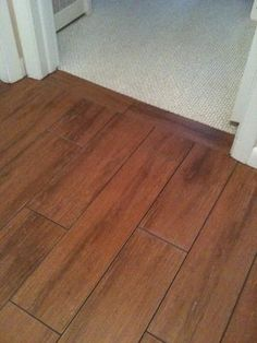 Ideas On How To Transition From Tile Another Flooring Transitional Living Rooms Decor