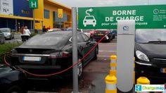 Stations-services : le belge Octa+ investit dans les bornes de recharge