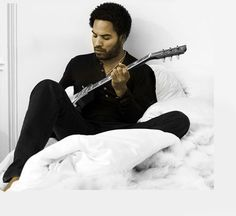 Lenny Cravitz - Guitarist and Hunger Games actor♥️