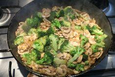 Brokkolis csirkemell - Nemzeti ételek, receptek