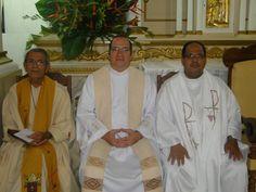 JC RADIALISTA : CRUZ DAS ALMAS: Padre Gil Peixinho deixará Paroqui...