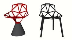 Chair One, Magis - 3D Warehouse
