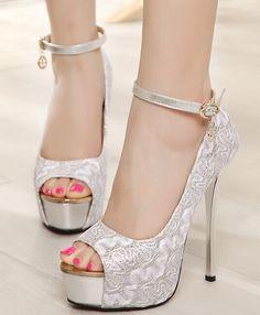 fashion lace summer ladies wedding shoes woman high heels girls ankle strap sandals women shoes platform peep toe pumps-05.jpg