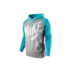 Nike Connect Gym Women's Hoodie - Burnt Turquoise