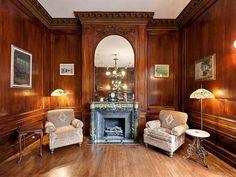 Lippincott mansion Victorian interior Locust Street Philadelphia