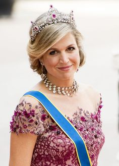 Máxima draagt in Zweden jurk inhuldiging (fotoserie) - Koninklijk huis - Reformatorisch Dagblad