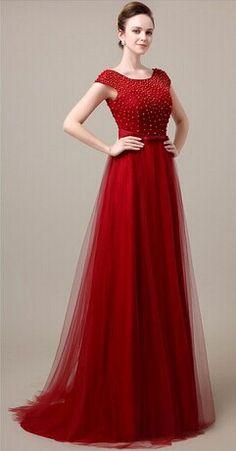 Nytt mode aftonklänning balklänning på nätet