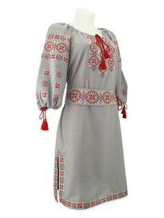 Folk Fashion, Ethnic Fashion, Hijab Fashion, African Fashion, Fashion Dresses, Womens Fashion, High Collar Blouse, Casual Dresses, Casual Outfits