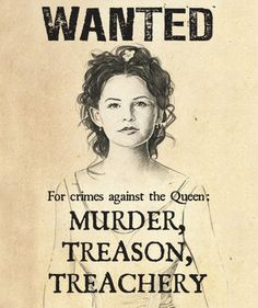 Snow White wanted poster