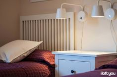 dormitorio #proyectollivia - iloftyou