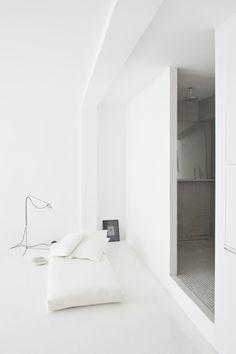 """intégration d'une pièce""""mural"""" placard (salle de bain de chambre"""