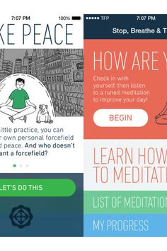 5 Apps Help You Deal with Anxiety | Teen Vogue