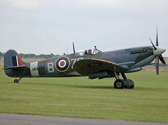 Spitfire LF IXC MH434 - Supermarine Spitfire (late Merlin-powered variants) - Wikipedia, the free encyclopedia