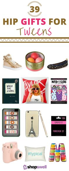 39 Gifts That Will Impress Even The Pickiest Tween Girl