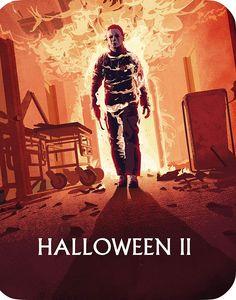 Here are the Halloween II screenshots from Scream Factory's Limited Edition Steelbook Blu-ray. Halloween 2 1981, Halloween Movies, Scary Movies, Halloween Artwork, Halloween Stuff, Halloween Ideas, Horror Icons, Horror Movie Posters, Horror Movies