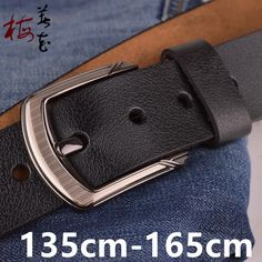 Aliexpress.com : Buy 2015 hot mens designer belts top quality big size mens belts luxury jeans Casual man leather pin buckle belts for men waistband from Reliable belt golf suppliers on YanYang International Company Ltd.  | Alibaba Group Casual Man, Waist Belts, Designer Belts, Alibaba Group, Belt Buckles, Leather Men, Golf, Luxury, Big