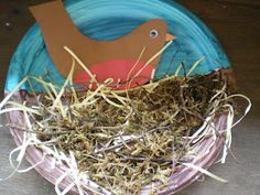 Mrs. Bremer's Kindergarten: Spring Art: Birds!