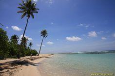 La plage de Bois Jolan - Sainte Anne - Guadeloupe
