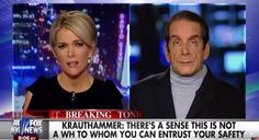 kelly krauthammer slam obama 4 his silence on this issue.