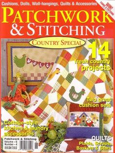 Patchwork & Stitching Special Country - Denise Moraes - Picasa Web Albums