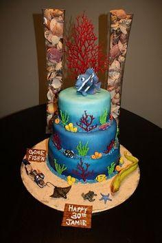 Squirt Finding Nemo Cake 2 Cakes Pinterest Finding nemo
