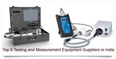 Top 9 Testing and Measurement Equipment Suppliers in India