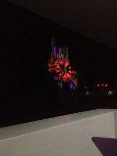 #disneyside fireworks preshow