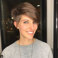 Short Pixie Haircuts For Women 2018 Options and Trends - Fashionre