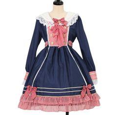 BABY, THE STARS SHINE BRIGHT ・.。*゚+ ・.。*゚+ Sailor Dress of Sister Maria https://www.wunderwelt.jp/fleur/products/m-00009 ☆ ·.. · ☆ Japanese Lolita clothing shop Wunderwelt fleur☆ ·.. · ☆  IOS application ☆ Alice Holic ☆ release Japanese: https://aliceholic.com/ English: http://en.aliceholic.com/