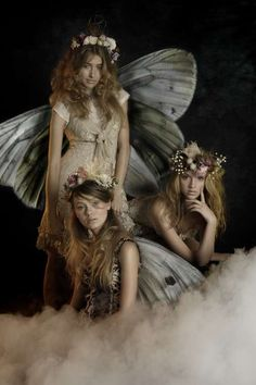 A Story of Fairies' by Salvador Pozo