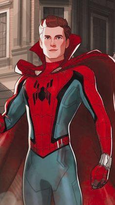 Spiderman Man, Amazing Spiderman, Marvel Funny, Marvel Avengers, Marvel Universe, Marvel Animation, Harley Quinn Drawing, Marvel Series, Marvel Wallpaper