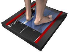 Scansione tridimensionale dei piedi