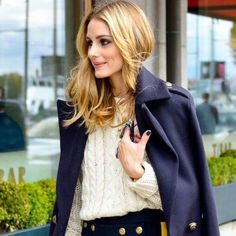 The Olivia Palermo Lookbook : Olivia Palermo X Ciaté London press event in Stockholm