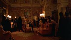Orgy scene, Highclere Castle (Downton Abbey) - Eyes Wide Shut Wife Affair, Ode To Joy, Eyes Wide Shut, My Kind Of Love, Carnival Masks, Berserk, Downton Abbey, Dark Fantasy, Oc