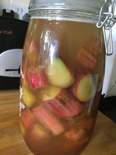 Gastronomic Gorman Food Blog Rhubarb Ginger Gin Recipe 2