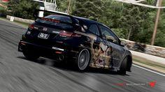 Honda Civic Type R 3D Street fighter Honda by osteel-Vortex.deviantart.com on @DeviantArt