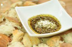 Italian Bread Dip with Essential Oils [ OilsNetwork.com ] #recipe #health #wealth