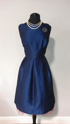 Alfred Sung Bridesmaid Dress All Dressed Up in Vintage Inspired Accessories