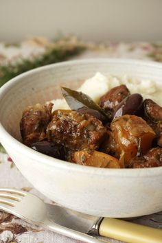Lamb Stew with Black Olives and Rosemary {AIP, GAPS, SCD, Paleo} – Healing Family Eats