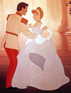 Cinderella & Prince Charming! ❤❤❤
