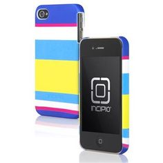 Incipio iPhone 4 4S Printed feather Ultralight Hard Shell Case