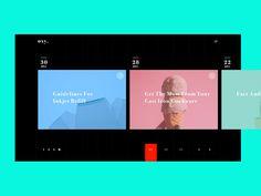 UI Movement - The best UI design inspiration, every day Iphone App Design, Desktop Design, App Ui Design, Interface Design, Interaktives Design, Best Ui Design, Page Design, Website Design Layout, Web Layout