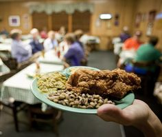 Fried chicken: Is there a dish more quintessentially Southern? Fresh chicken dredged in seasoned batter and fried until golden brown – it's the perfect foundation to a plate heaped with side dishes made from scratch. You'll find fried chicken on countless menus across the state, but these five takes are among our favorites.