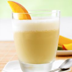 BOOST Mango Tango INGREDIENTS: 4 fl. oz. (1/2 bottle) BOOST® Vanilla Drink 3/4 cup mango (diced, they also have canned) 1/2 cup mango or guava nectar (chilled or fruit juice) 1/4 cup ice cubes or crushed ice DIRECTIONS: Place all ingredients in a blender and mix until smooth. Serve immediately.
