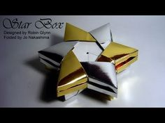 Krabička v tvare hviezdy - Ako vyrobit krabičku v tvare hviezdy - VIDEO Ako sa to robí.sk