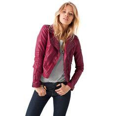 Biker's jacket http://www.laredoute.gr/LA-REDOUTE-CREATION-Mpoufan-me-trouk_p-246910.aspx?prId=324408227