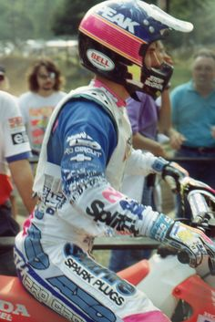 Jeremy McGRATH Fast Cross - Italy